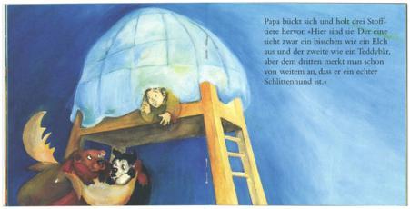 イグルーのおはなし #ピクシー絵本2