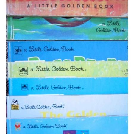 リトルゴールデンブックのロゴマーク