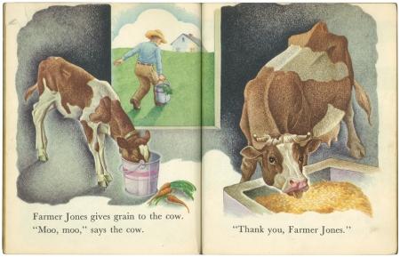ジョーンズ牧場のどうぶつたち|リトルゴールデンブック2