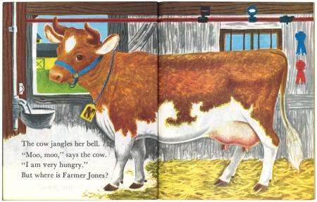 ジョーンズ牧場のどうぶつたち/リチャード・スカリー版|リトルゴールデンブック 2