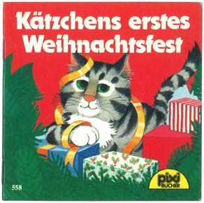 しりたがりやのこねこのはじめてのクリスマス|ピクシー絵本表紙