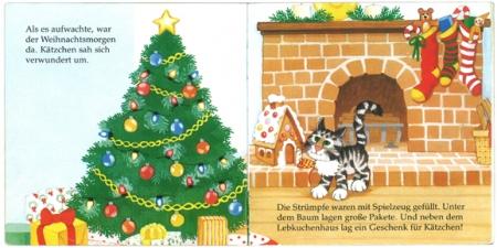 しりたがりやのこねこのはじめてのクリスマス|ピクシー絵本3