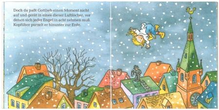 天使のゴットリーブ|ピクシー絵本2