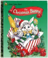 クリスマスのうさぎ|リトルゴールデンブック 表紙