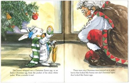 クリスマスのうさぎ|リトルゴールデンブック 1
