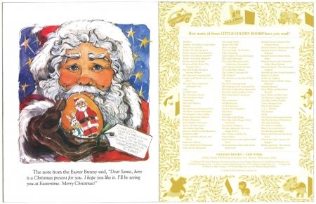 クリスマスのうさぎ|リトルゴールデンブック 2
