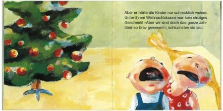 サンタさんとうさぎ|ピクシー絵本2