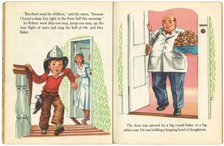 ロバートの新しい友だち #リトルゴールデンブック 2