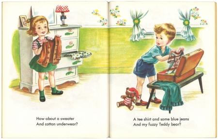 スーツケースを開けたら #リトルゴールデンブック 2