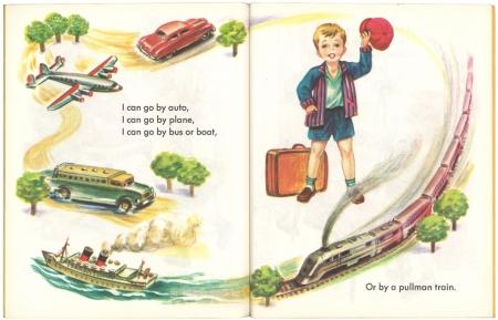 スーツケースを開けたら #リトルゴールデンブック 3