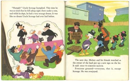 ミッキーマウス と空き地計画|リトルゴールデンブック3