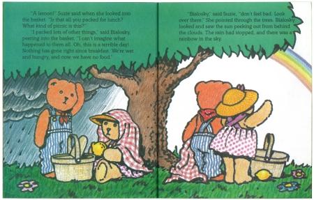 ビオロスキーのピクニック|リトルゴールデンブック4