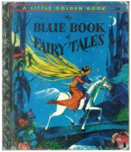 ブルーブック オブ フェアリーテールズ#リトルゴールデンブック