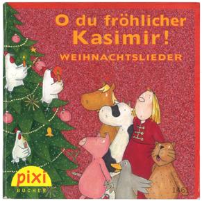 動物たちのクリスマスキャロル |ピクシー絵本表紙