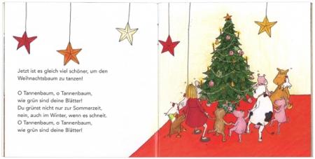 動物たちのクリスマスキャロル |ピクシー絵本1