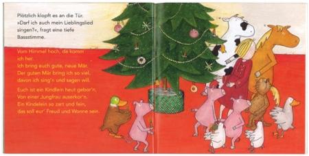 動物たちのクリスマスキャロル |ピクシー絵本3