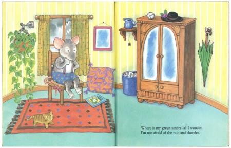リトルマウスの色の本|リトルゴールデンブック1