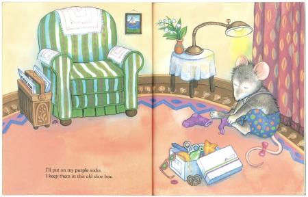 リトルマウスの色の本|リトルゴールデンブック2