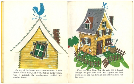 さびしいお家|リトルゴールデンブック1