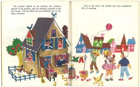 さびしいお家|リトルゴールデンブック3