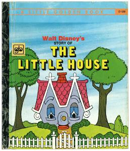 小さな家|リトルゴールデンブック表紙