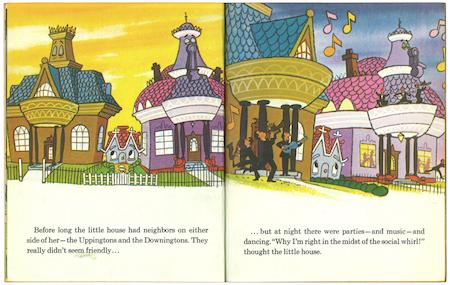 小さな家|リトルゴールデンブック2