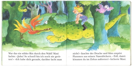 ドラゴンと毛糸のぼうし|ピクシー絵本1