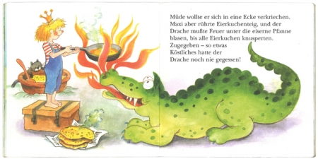 ドラゴンと毛糸のぼうし|ピクシー絵本2