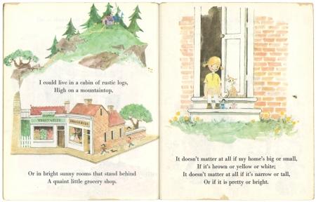 ぼくの家|リトルゴールデンブック3