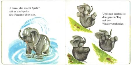 小さなぞうさん|ピクシー絵本2