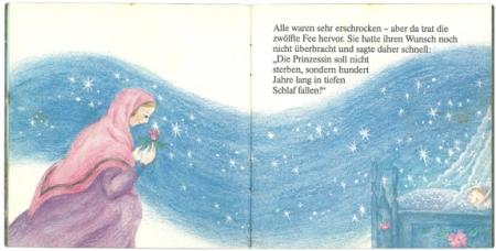 眠れる森の美女/1983年版|ピクシー絵本表紙1