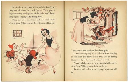 白雪姫と七人の小人/14版 リトルゴールデンブック2