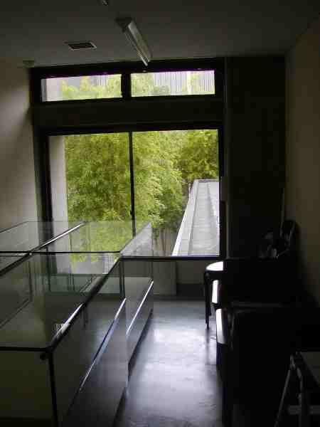 第5展示室倉庫