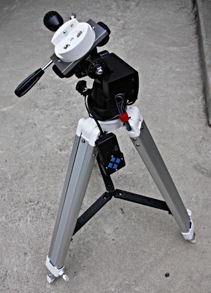 カメラネジのアルミ三脚