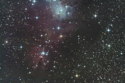 コーン星雲