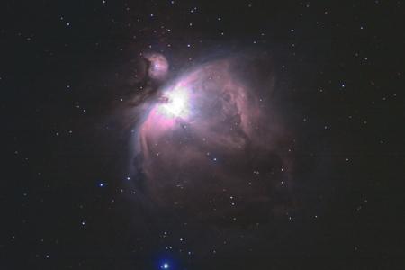 M42_Hα+RGB合成