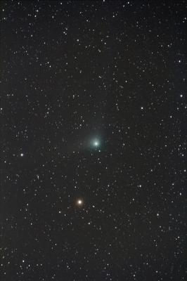 ガラッド彗星