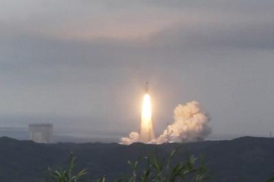 H2Bロケット発射
