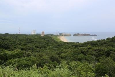 種子島宇宙センター大崎射場