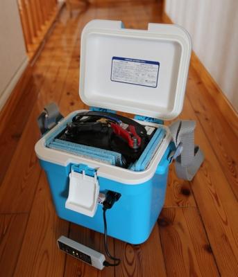 12Vバッテリーボックス