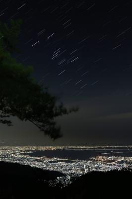 六甲山天覧台
