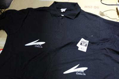 アイソン彗星Tシャツ