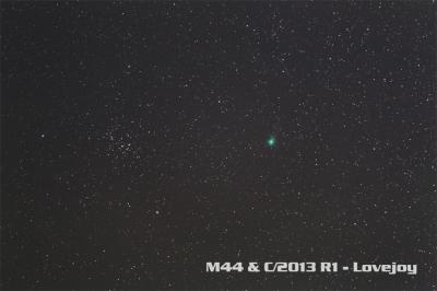 C/2013 R1 ラブジョイ彗星