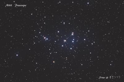 M44プレセペ
