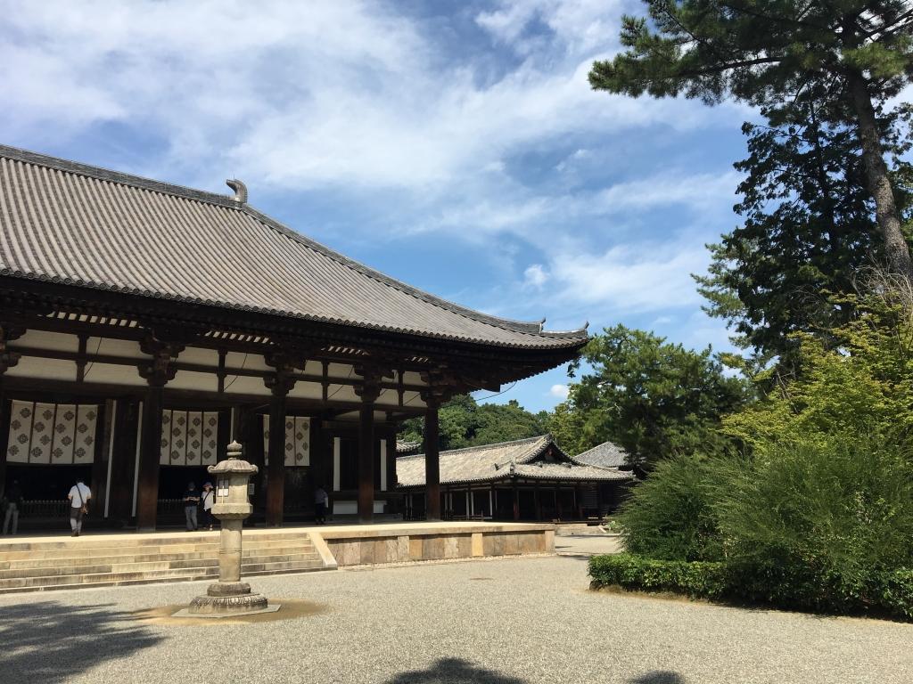 唐招提寺 金堂