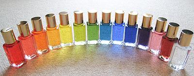 カラーセラピー Rainbow Dream