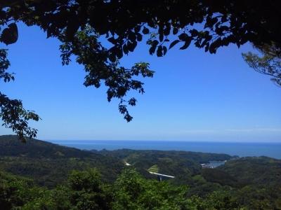 清水大師寺からの眺め