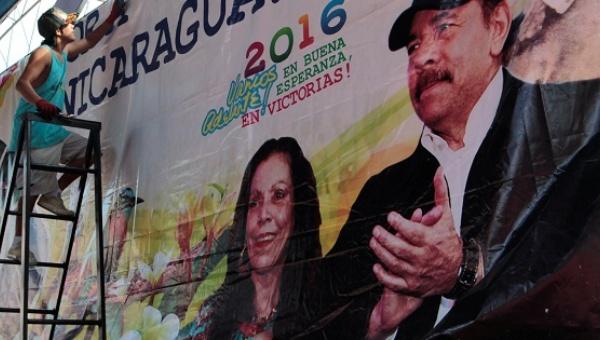 ニカラグア:11月6日は大統領選...