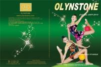 新体操レオタード オリンストーン09年新作カタログ