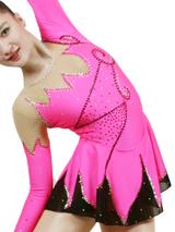 美しいフィギュアスケート衣装